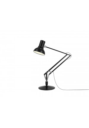 Anglepoise Type 75 Giant Floor Lamp schwarz