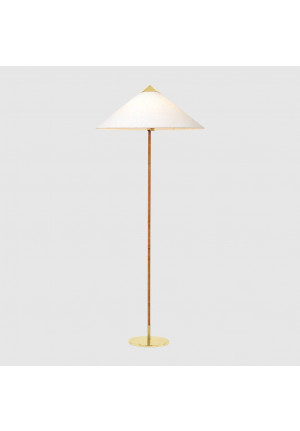 GUBI 9602 Floor Lamp Version 1, Schirm Leinen