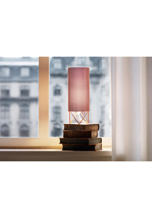 GUBI H2O Table Lamp PD1 rot