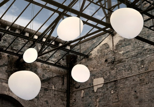 Foscarini Outdoor Gregg X-Large Sospensione und andere Demo