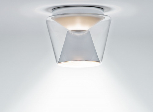 Serien Lighting Annex Ceiling Halogen klar/ Alu poliert