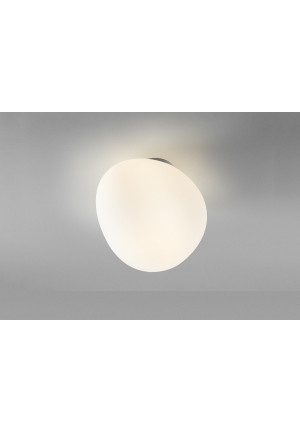 Foscarini Gregg Soffitto Parete Media weiß