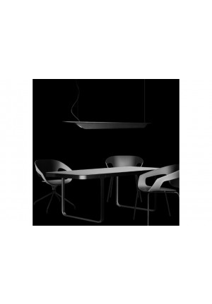 Foscarini Troag Media schwarz