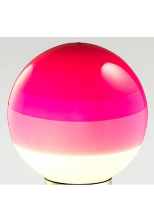 Marset Dipping Light M Ersatzglas pink