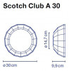 Marset Scotch Club A 30 Grafik
