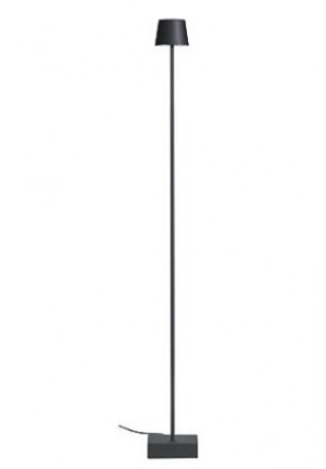 Anta Cut Floor lamp black