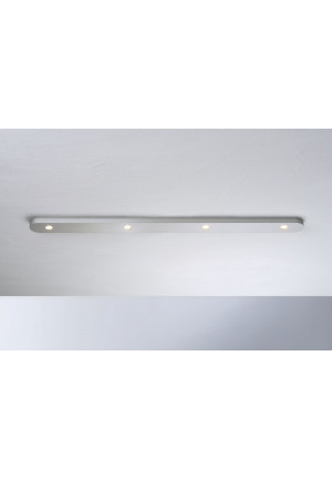 Bopp Close rectangular 4-lights aluminium