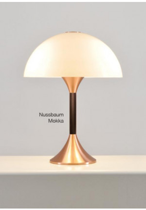 Florian Schulz Tau Mocha brass copper-plated matt brushed lacquered