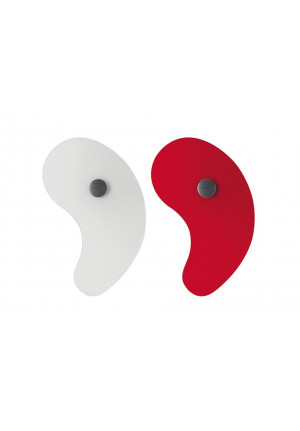 Foscarini Bit 1 white and red