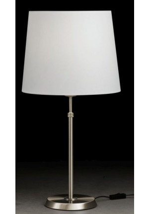 Holtkötter 6263 30cm nickel, shade white