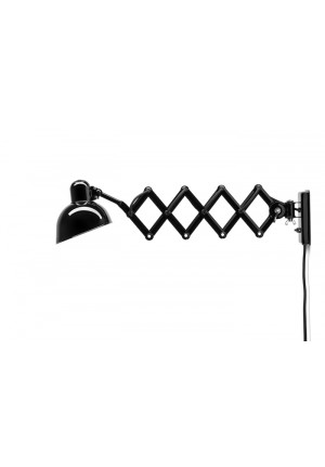 Kaiser Idell 6718-W Wall lamp black