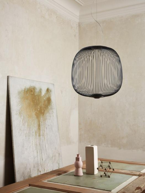 Foscarini Spokes 2 grey