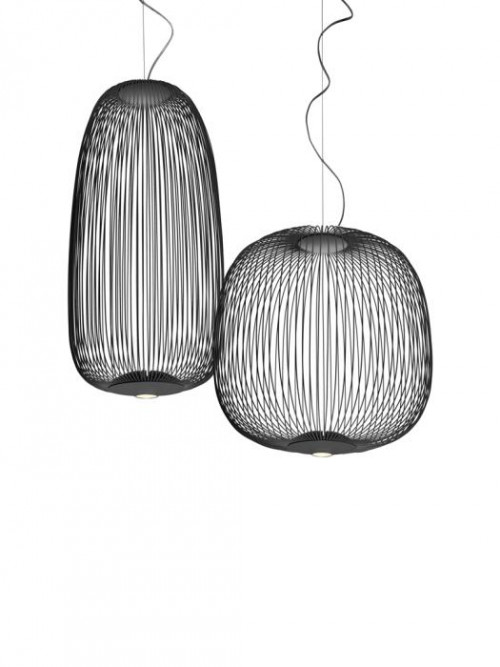 Foscarini Spokes 1 and 2 grey