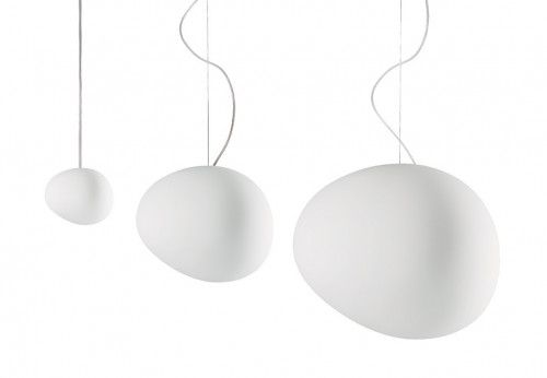 Foscarini Gregg Sospensione Piccola, Media and Grande