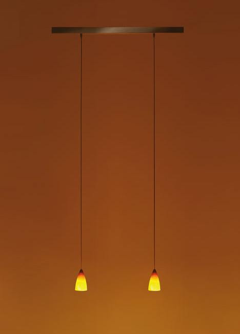 K-meral Cecil pendant lamp 2-light