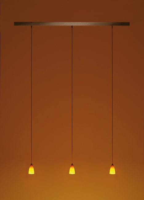 K-meral Cecil pendant lamp 3-light