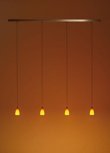 K-meral Cecil pendant lamp 4-light