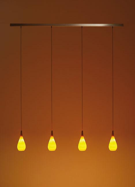 K-meral DAN pendant lamp 4-light