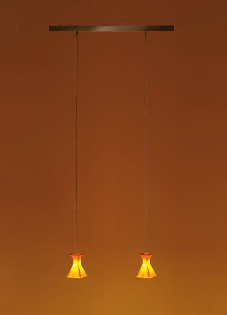 K-meral SOFI pendant lamp 2-light
