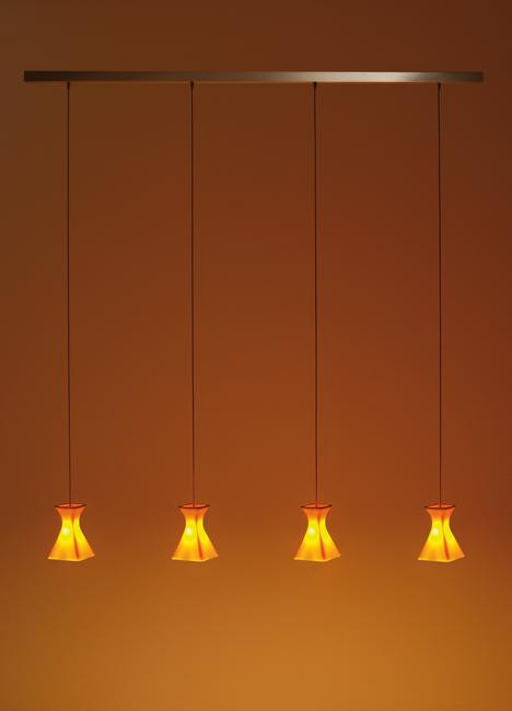 K-meral SOFI pendant lamp 4-light