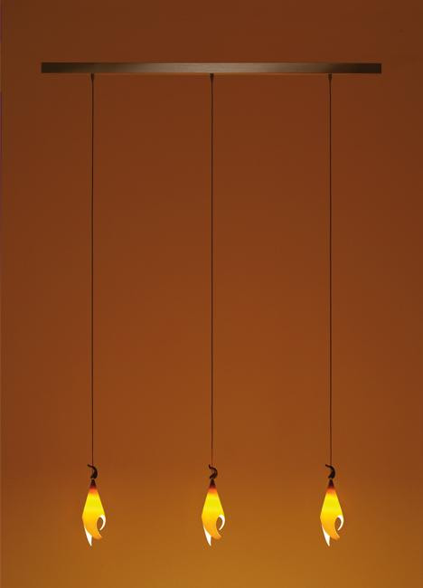 K-meral TRIS pendant lamp 3-light