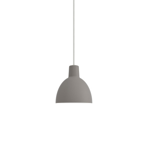 Louis Poulsen Toldbod 120 Pendant lamp light grey