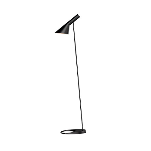 Louis Poulsen AJ Floor Lamp black