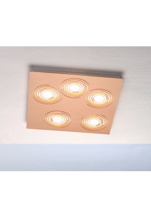 Bopp Galaxy Comfort 5-lights rosegold