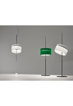 Ingo Maurer Ringelpiez Table shade green