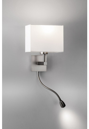 Lupia Licht Waterloo R lampshade white