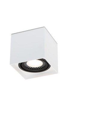Mawa 111er square LED, switchable white