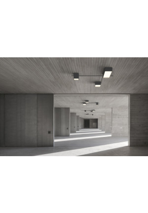 Vibia Structural 2647 dark grey