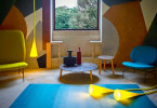 Foscarini Uto yellow