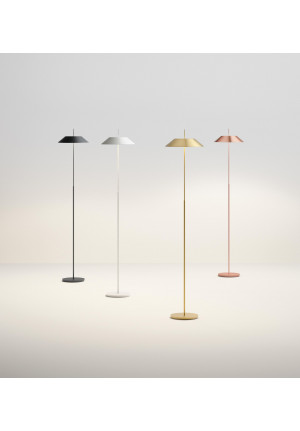 Vibia Mayfair 5515 grey, white, copper and gold