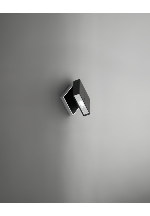 Vibia Alpha 7940 black / chrome