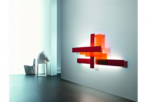 Foscarini Fields orange