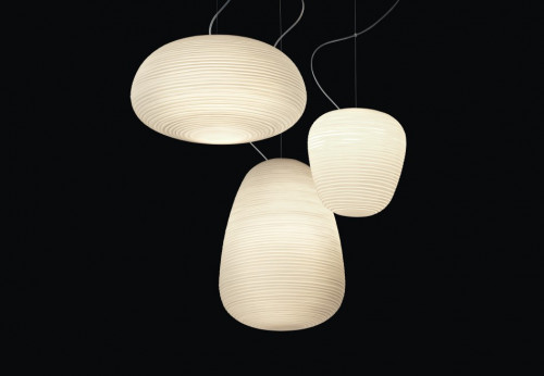 Foscarini Rituals Sospensione 2, 1 and 3