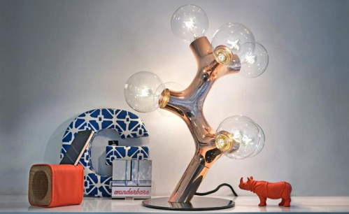 Next DNA table copper