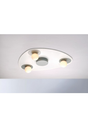 Bopp Planets 3-lights taupe