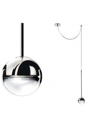 Cini & Nils Convivio pendant lamp decentralized chrome