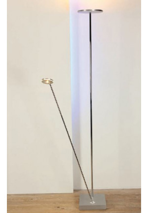 Escale Spot It floor lamp with reading lamp