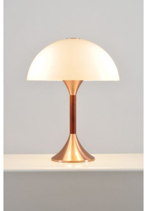 Florian Schulz Tau brass copper-plated matt brushed lacquered