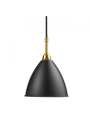 Gubi Bestlite BL 9 S coal-black / brass