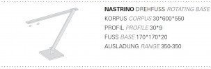 Byok Nastrino Rotating Base graphic
