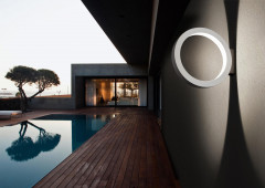 Assolo Outdoor wall and ceiling lamp