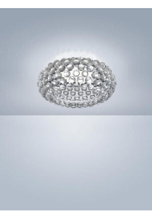 Foscarini Caboche Plus Soffitto transparent