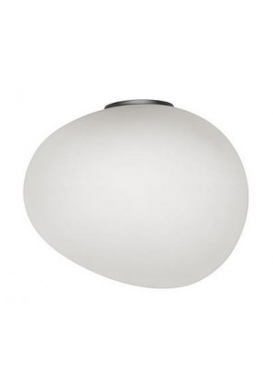 Foscarini Gregg Parete Media Semi 1 MyLight graphite