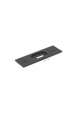 Ma[&]De Tablet W1 fixing bracket black, 16.3 cm, version 1