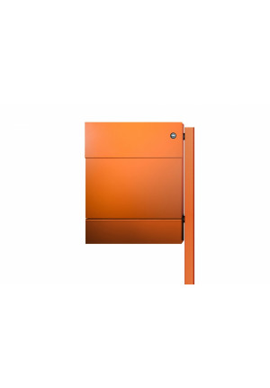 Radius Design - Standbriefkasten Letterman V mit Klingel orange