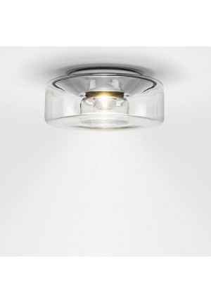 Serien Lighting Curling Ceiling LED clear L